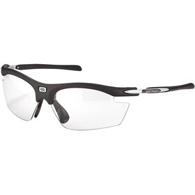 Rudy Project Rydon Slim Okulary rowerowe, matte black/impactX 2 photochromic black
